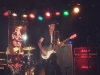 with Clem Burke live