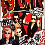 69 Cats poster with Jyrki 69